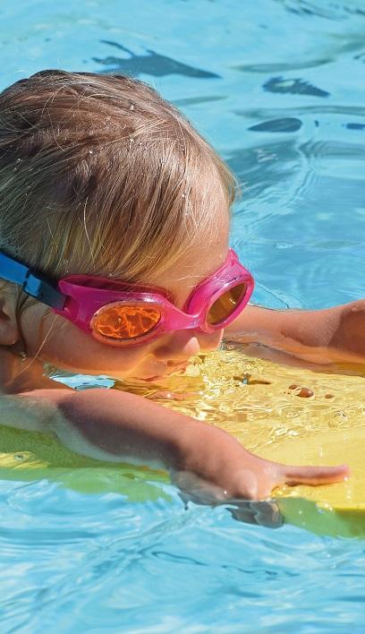 Kleinkindschwimmen 2 Jahre