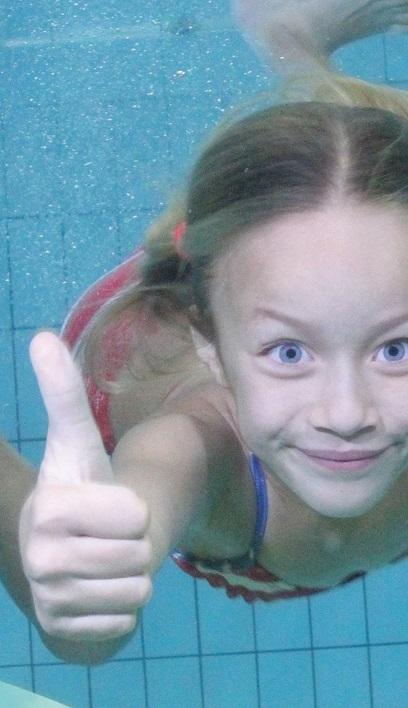 Anfänger Schwimmkurs 5 bis 6 Jahre