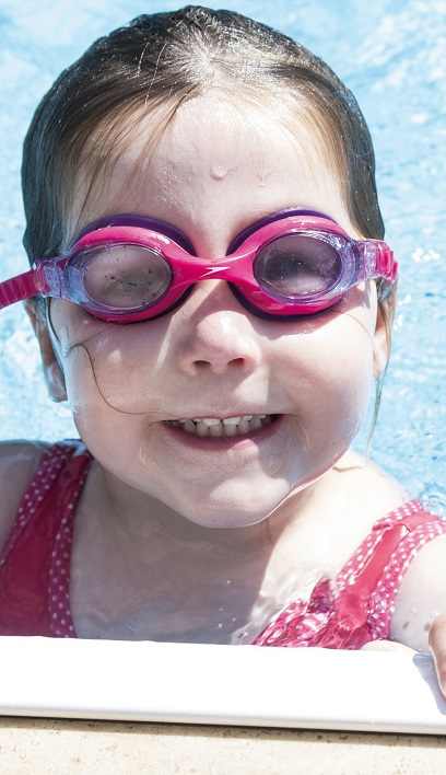 Kleinkindschwimmen 13. bis 18. Lebensmonat